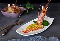 芝士焗阿根廷红虾#初夏搜食#的做法