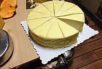 法式千层榴莲蛋糕的做法