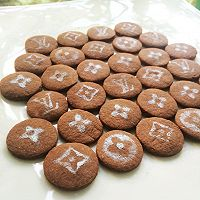 LV迷你可可饼干的做法图解11