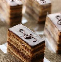 歌剧院蛋糕 -- Opera