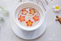 #全电厨王料理挑战赛热力开战!#胡萝卜土豆瘦肉粥懒人的早餐的做法