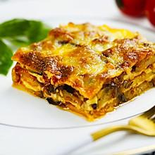 一分钟学会传统意式佳肴,茄子换个花样吃!