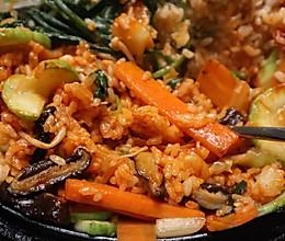 韩式 石锅拌饭的做法