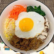 多久没吃石锅拌饭了?来一款家庭版韩式拌饭