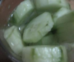 盐水泡青瓜的做法