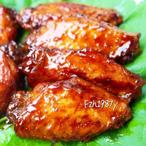 可乐鸡翅~简单又美味