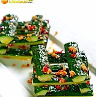 陈皮拌黄瓜——下粥菜