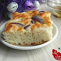 佛卡夏面包#美的绅士烤箱#