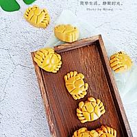 网红螃蟹月饼的做法图解15