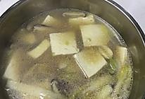 香菇娃娃菜豆腐汤的做法