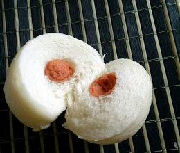 广式香肠卷馒头的做法