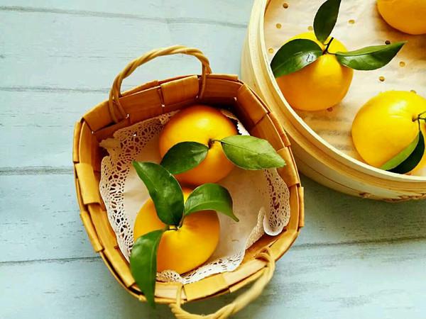 南瓜馒头~大橙子