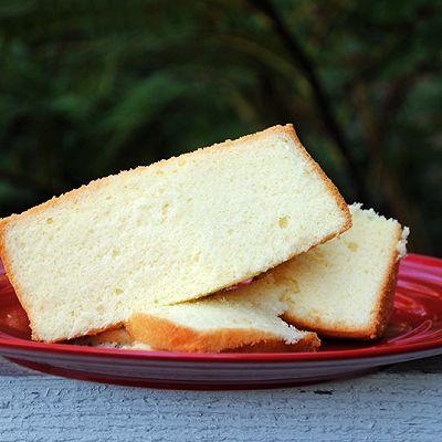 风味独特的海绵蛋糕