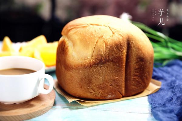 一键式甜面包的做法