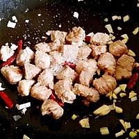 黄豆酱烧黄豆肉的做法图解4