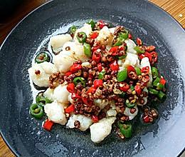 【好吃不懒做の萝卜】小米椒香巴沙鱼的做法
