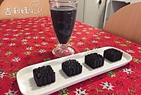 芝麻黑豆浆+芝麻黑豆糕的做法