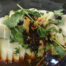 自制石磨豌豆凉粉的做法与配方