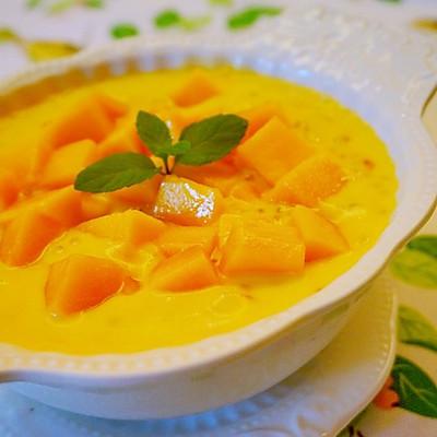 港式甜品:杨枝甘露