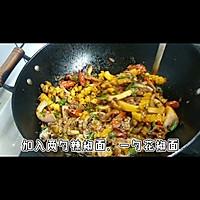 炒鸡好吃的干锅肥肠的做法图解14