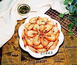 #快手又营养,我家的冬日必备菜品#简单营养快手白灼虾的做法