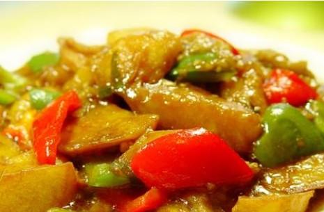 三鲜茄子的做法_【图解】三鲜茄子怎么做好吃