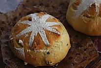 葡萄干软欧面包#寻人启事#的做法