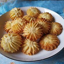 #晒出你的团圆大餐#黄油杏仁曲奇