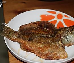 干煸咸鲈鱼的做法