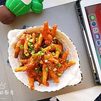#快手又营养,我家的冬日必备菜品#韩式辣炒鸡爪的做法图解9