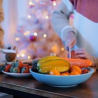 水果圣诞树【初味日记】的做法图解1