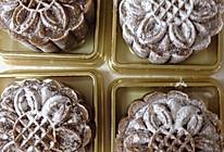 咖啡冰皮月饼的做法