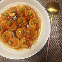 日本豆腐虾