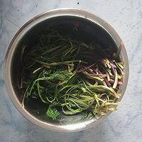 山芹菜水饺的做法图解3