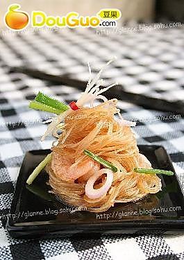 鱼露海鲜炒米粉