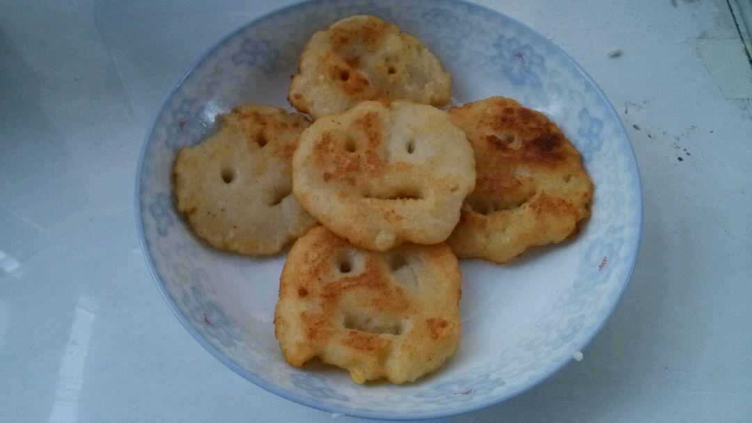 主料 微笑土豆饼的做法步骤