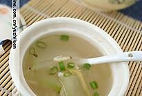 虾皮冬瓜汤的做法