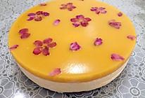 玫瑰芒果慕斯蛋糕的做法