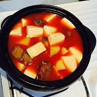 土豆龙骨汤的做法图解5