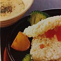 石锅锅巴与cheese dip