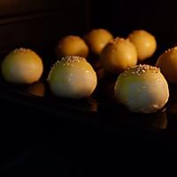 白莲蓉蛋黄酥的做法图解26