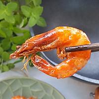 红焖大虾#秋天怎么吃#的做法图解14