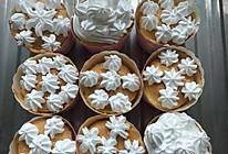 奶油杯子蛋糕的做法