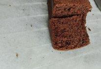 重巧克力海绵蛋糕(无油)的做法