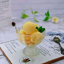 芒果冰激凌#春季减肥,边吃边瘦#