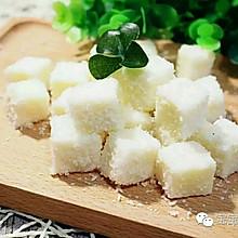 椰蓉奶冻【补钙一级棒!奶味香浓,好吃不腻!】