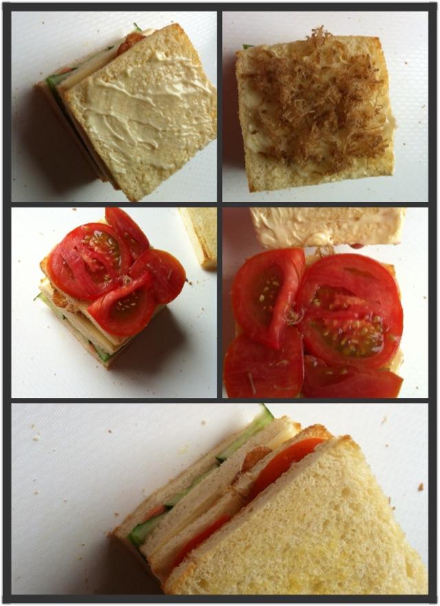 营养美味三明治的做法图解5