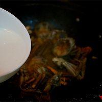 鸡爪蟹煲的做法图解19