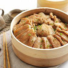 米粉和肉的结合,超级好吃又下饭哦——家庭版粉蒸肉【孔老师教做