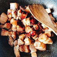 玫瑰腐乳红烧肉的做法图解6